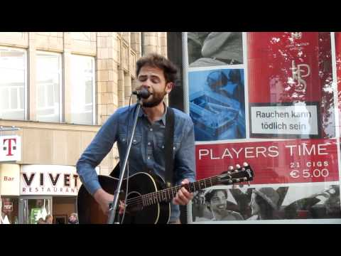 Passenger - The Wind (Cat Stevens Cover), Hamburg 17.06.12