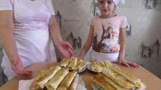 ЛАВАШ С НАЧИНКОЙ Сосиска в лаваше PITA BREAD STUFFED WITH Sausage in pita bread