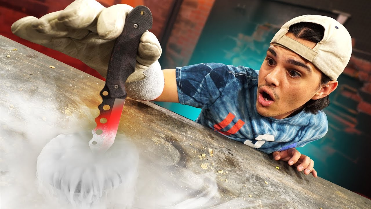 1000-degree-knife-vs-liquid-nitrogen