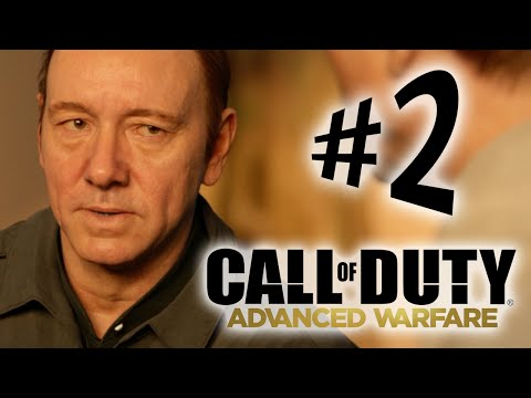 Call of Duty: Advanced Warfare - Parte 2: Perseguição Frenética! [ PS4 - Playthrough PT-BR ]