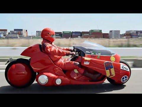 😲 Мотоциклы из Будущего 😵!