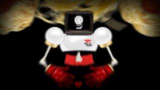 Omega/Photoshop Papyrus Battle | REAL FAN-MADE BATTLE!