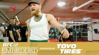 UFC 229 Embedded: Vlog Series - Episodio 1