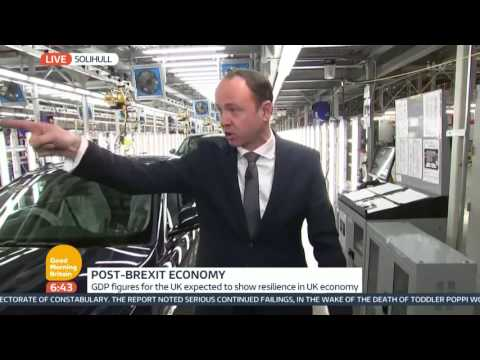 Post-Brexit Economy | Good Morning Britain