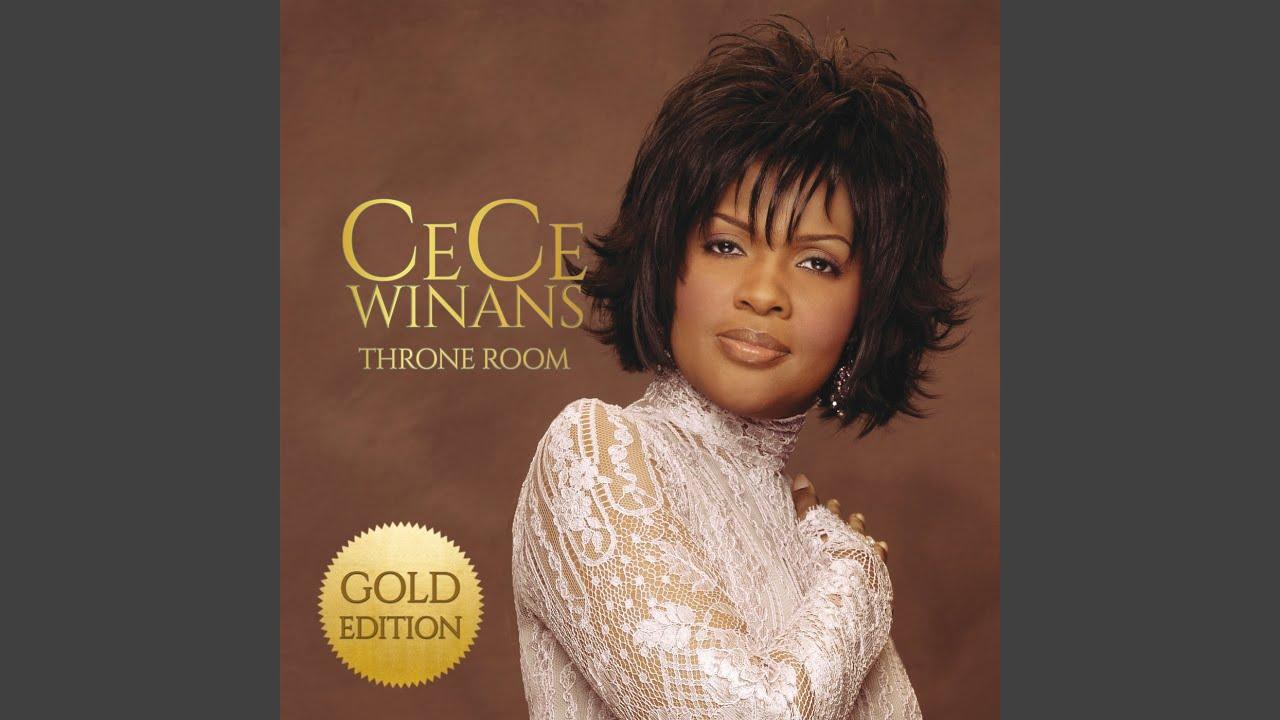Motown Gospel Reissues Cece Winans Throne Room Gold Edition
