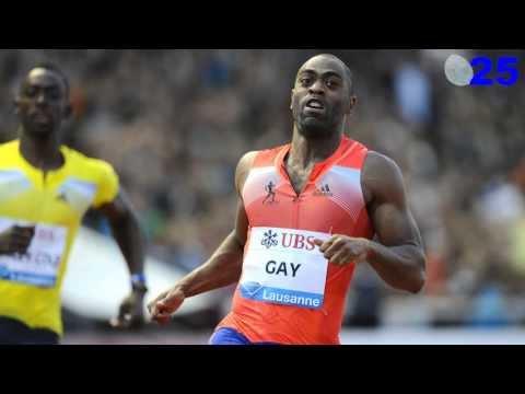 Scandalo Doping Atletica Leggera - Tyson Gay Asafa Powell Positivi e Altri Giamaicani