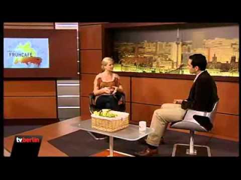 tv.berlin FrühCafeTalk zum CHECKPOINT political consulting 2011