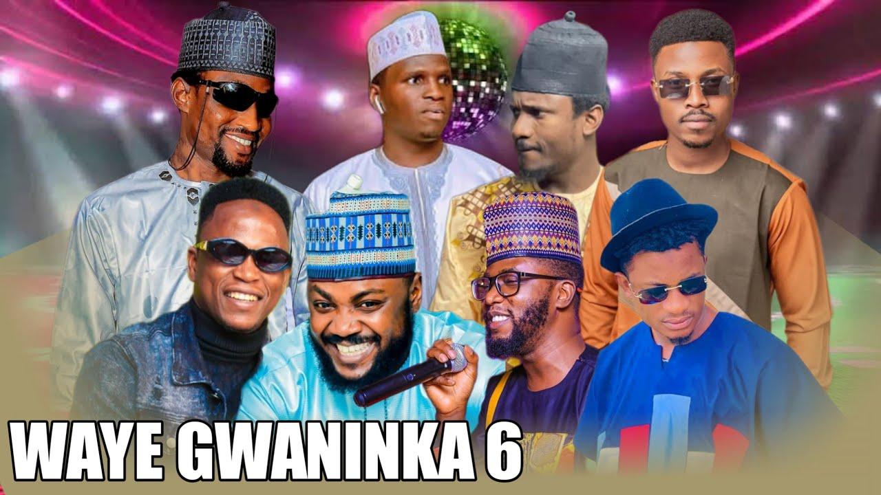 Download Mawakan Da Sukafi Iya Waka 2021 Nura M Inuwa x Auta Mg Boy x Hamisu Breaker Waye Gwaninka episode 6