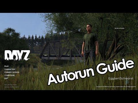 How To: DayZ Autorun guide
