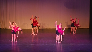 Inter Contemporary | UCLU Dance Society | KCL Just Dance It 2017 Competition