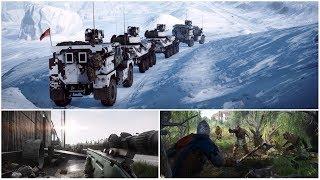 Первые подробности Battlefield 5   Игровые новости