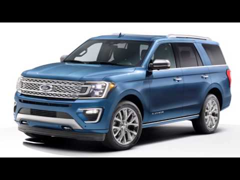 2018 Ford Expedition and Expedition Max