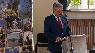 Podsumowanie piątej kadencji rady powiatu ostrowskiego