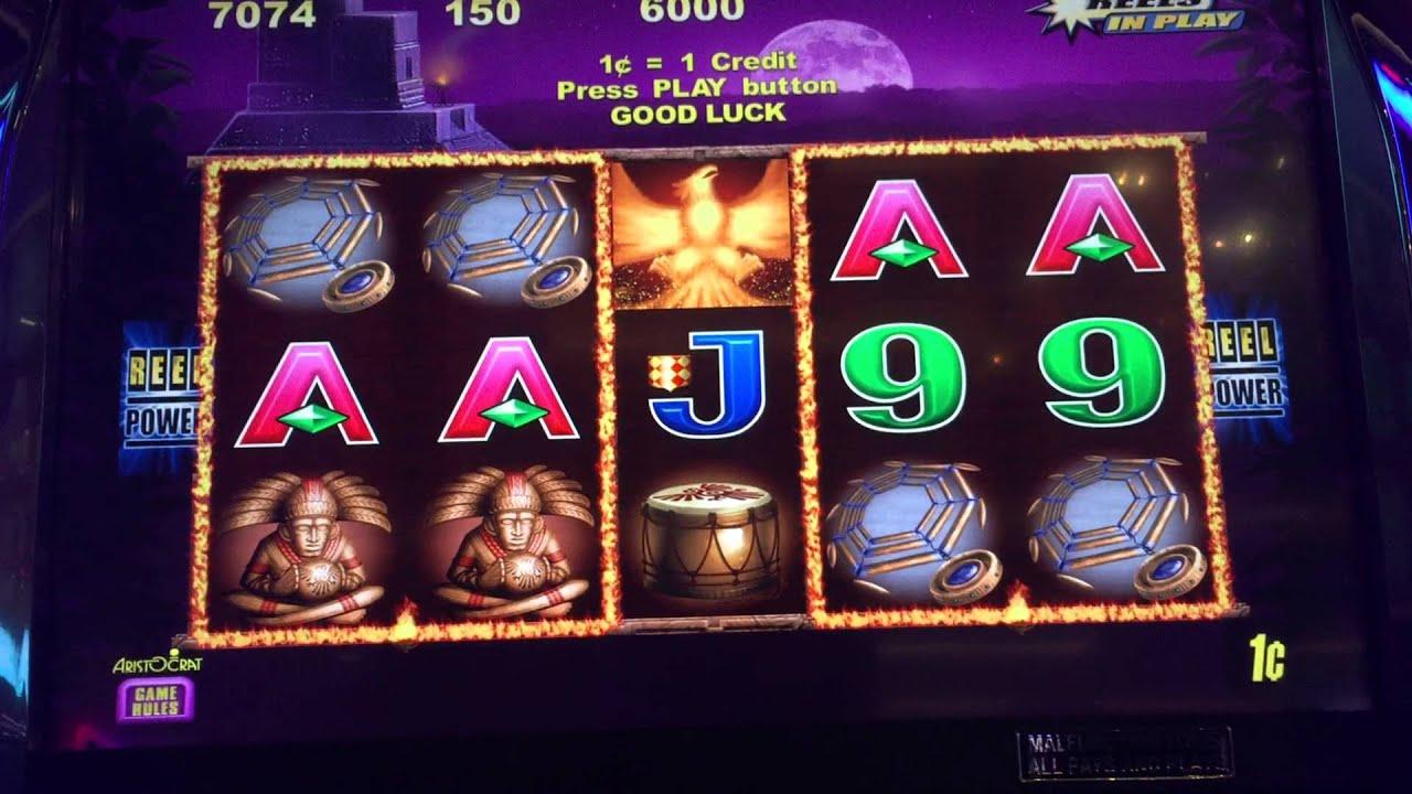 Firelight Slot Machine