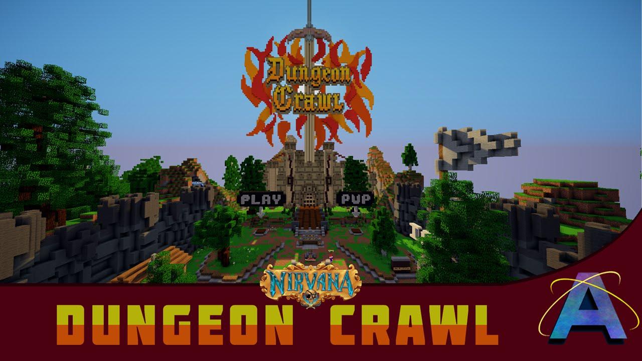 DUNGEON CRAWL - New Game - NirvanaMC Server