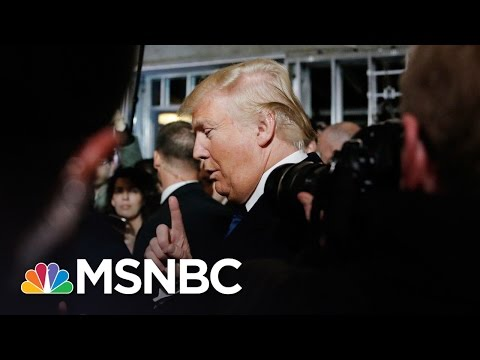 Donald Trump Meets With RNC Chair Reince Priebus | MSNBC