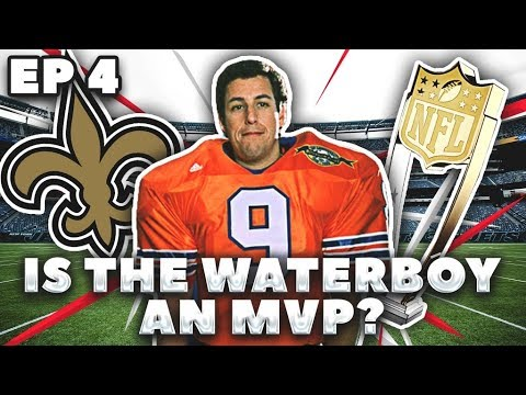 WOULD THE WATERBOY BE THE NFL MVP!? BOB BOUCHERS JOURNEY IN THE NFL! EP 4