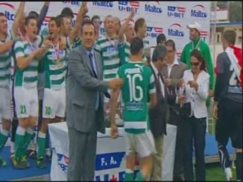 Floriana FC vs. Valletta FA Trophy Final 2011 & Aftermath Celebrations (22/05/2011)