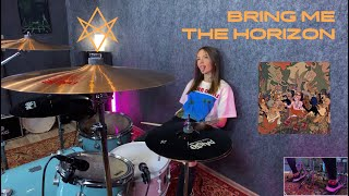 Bring Me The Horizon  - Teardrops (Drum Cover)