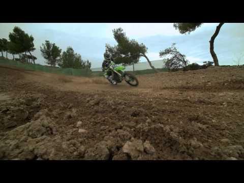 Kawasaki Racing Team makes ready for 2015 MXGP campaign