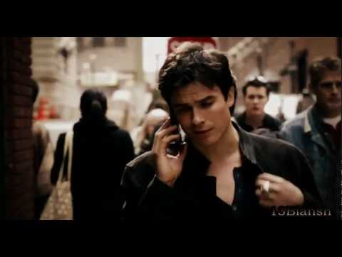 Damon&Elena (Walk On Night City...)