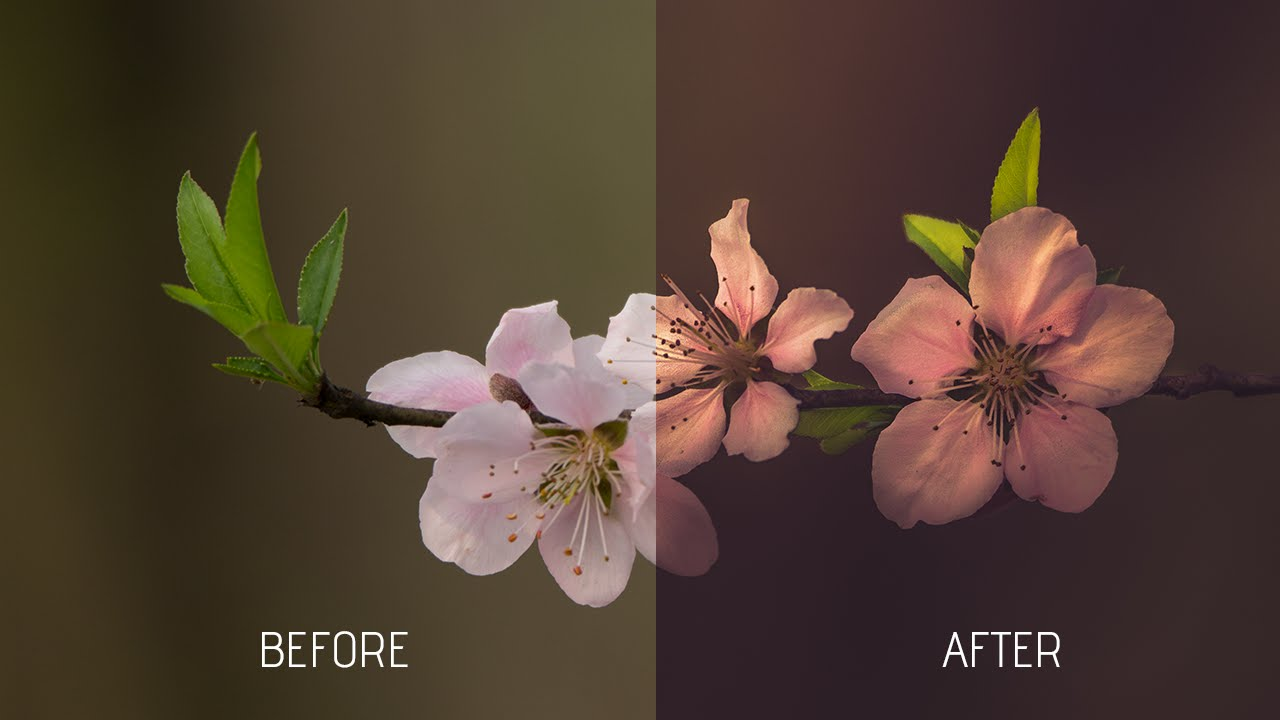 how to add lux effect in lightroom cc