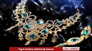 Page3 Jewellery Collection By Zaveraat
