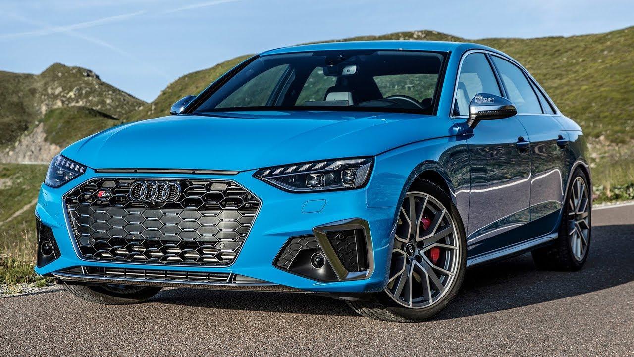 2020 Audi S4 History