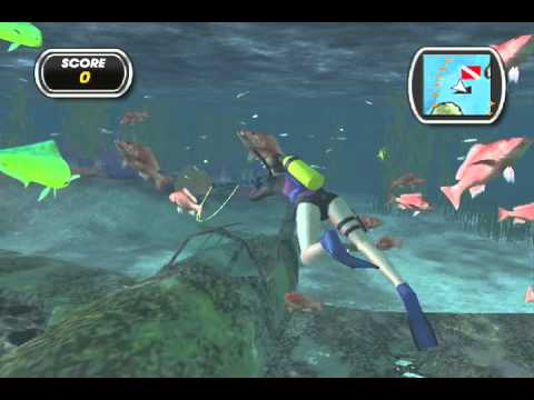 Wii shimano extreme fishing trailer youtube for Wii fishing games