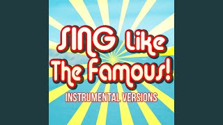 The Way It Used to Be (Instrumental Karaoke) (Originally by Mike Posner)