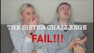 SISTER CHALLENGE (FAIL) w/Circle Sister