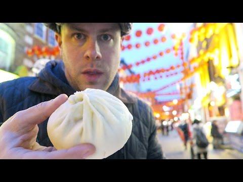 Baozi Inn Chinatown London Bao Bun Menu Restaurant + Takeaway