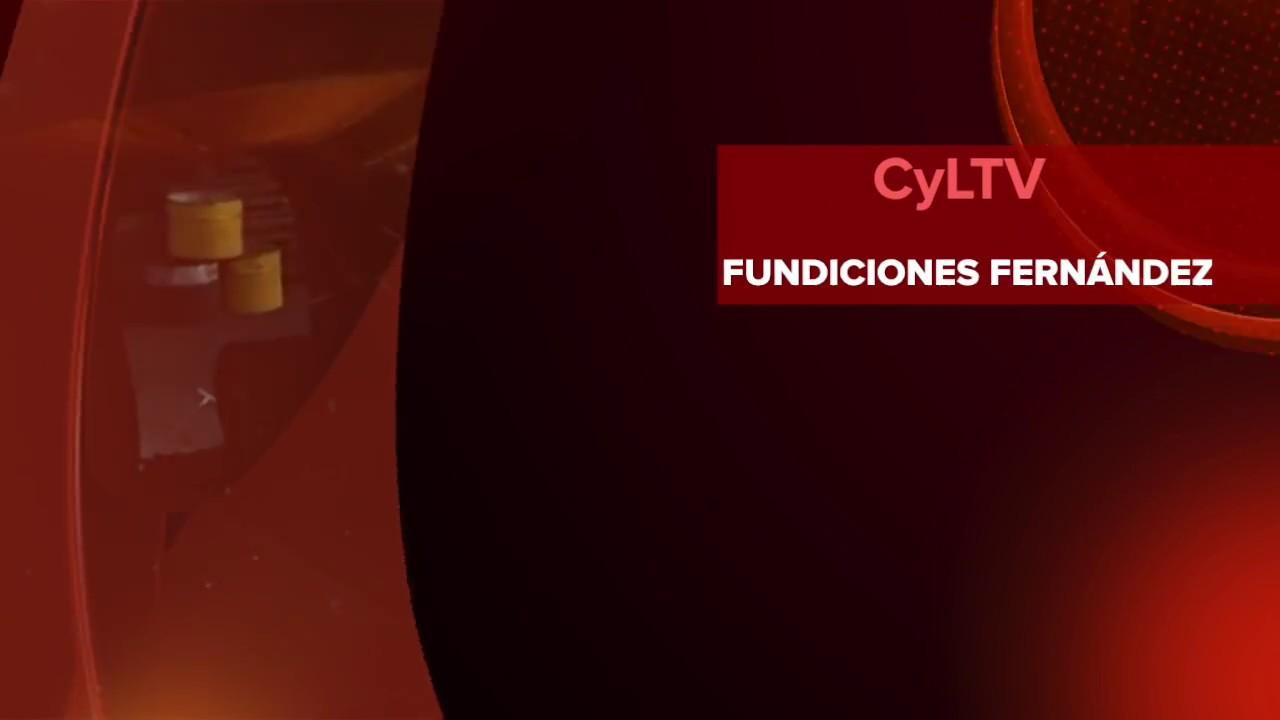 Fundiciones Fernández - Fabricantes de marcos y tapas de fundición ...