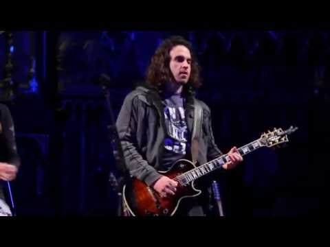 rock IN soul - Hold on LIVE at Notre-Dame basilica of Montreal