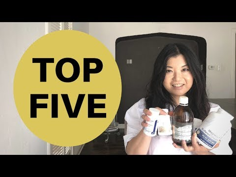Top 5 Supplements Everyone Should Take