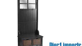 Pier One Alcott Hall Tree - Free Cashback