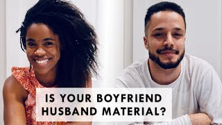 Ep 2 • Is He The One? | CHRISTian Dating & Marriage Podcast