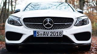 Mein NEUES Auto (C43 AMG) 😍