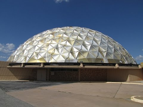 Oklahoma City Developer Offers $100,000 to Anyone Who Will Take His Geodesic Dome