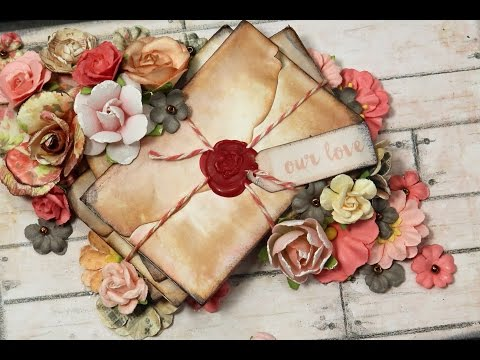 How To Make Your Own Love Letter Bundle Embellishment