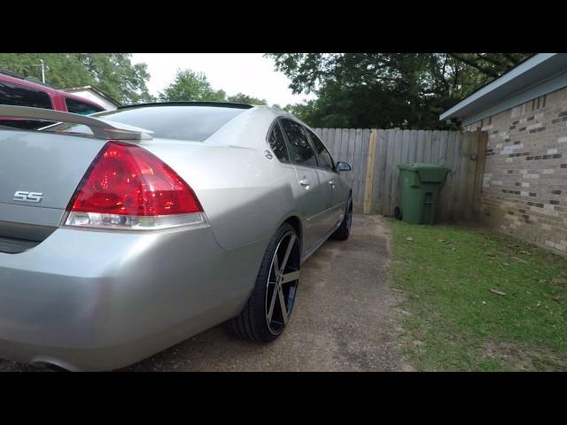 06 Chevy Impala SS on 22s