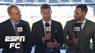 USMNT GM Brian McBride discusses his new role with U.S. Soccer and Olympic qualifying   ESPN FC