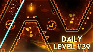 "(0.01 MB) DAILY LEVEL #39 | Geometry Dash 2.1 - ""Ichor"" by DzRas 