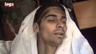 Syria | Douma | FSA Fighter Ammar Washash | Aug 6, 2013