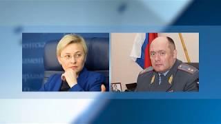 Генерал полиции Сергей Аренин будет представлять интересы региона в Совете Федерации