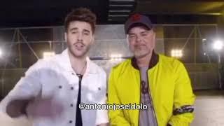Antonio José y Juan Magán - SE VIVE MEJOR (Making off) | MUNDIAL RUSIA 2018