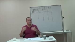 Управление коэффициентами и категориями пространства 4D. Урок 1. Часть 2