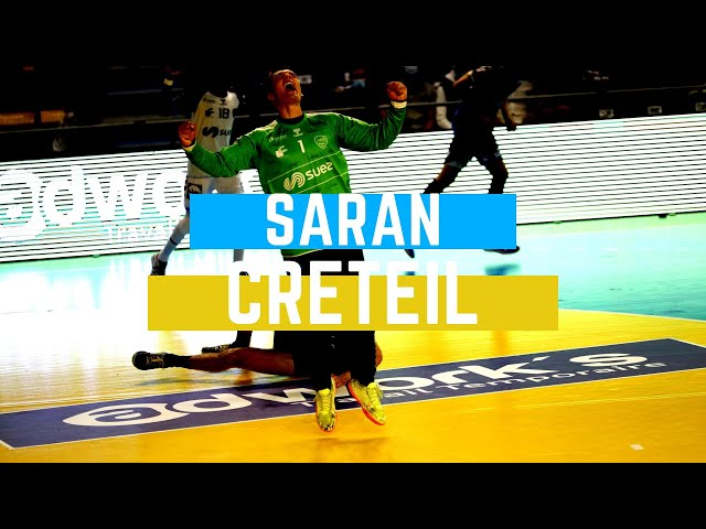 Résumé de Saran/Créteil (J02 - Liqui Moly StarLigue)