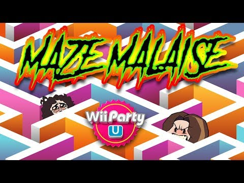 """Maze Malaise - A Game With """"Malaise"""" In The Title"""