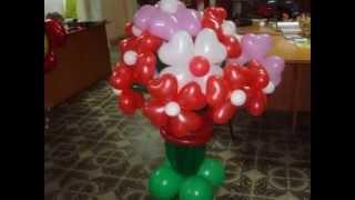 Гелиевые, Воздушные шары, оформление и доставка(Какие ассоциации у Вас вызывают воздушные шары? Конечно же, это детство, любимая забава малышей. Воздушные..., 2013-02-06T04:48:31.000Z)
